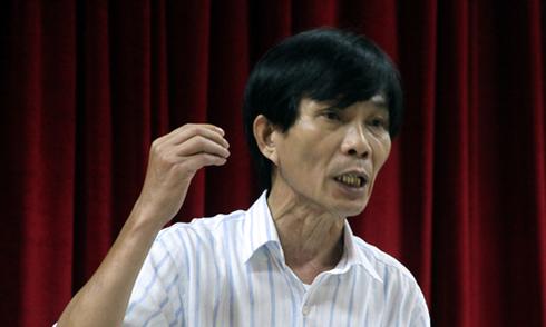 Ông Nguyễn Sự từ chức Bí thư Hội An