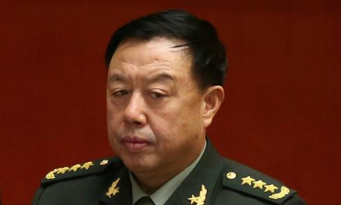 Tướng Trung Quốc thăm Mỹ giữa căng thẳng về Biển Đông
