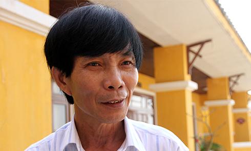 Bí thư Nguyễn Sự: 'Từ quan tôi vẫn còn nợ dân'
