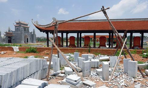 Chuyên gia văn hoá: Lãng phí khi xây văn miếu 271 tỷ đồng