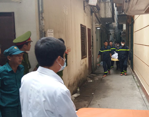 Hỏa hoạn khiến 5 người trong một gia đình tử nạn
