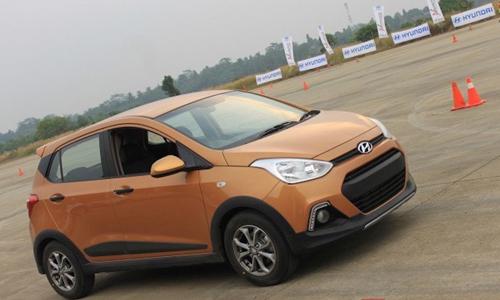 Hyundai i10 là một trong những mẫu xe mang lại thành công