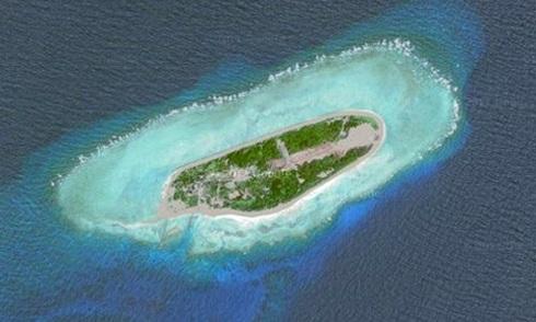 Đài Loan bí mật điều tàu thị sát đảo Ba Bình