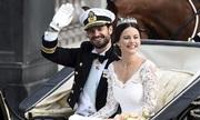 Hoàng tử Thụy Điển cưới cựu người mẫu