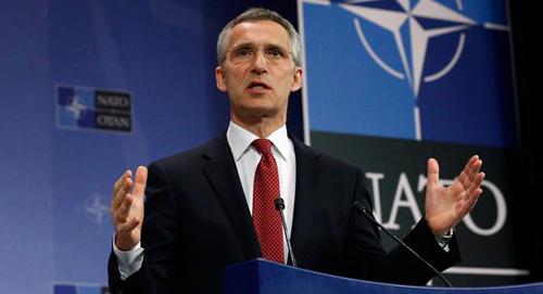 Tổng thư ký Tổ chức Hiệp ước Bắc Đại Tây Dương (NATO) Jens Stoltenberg. Ảnh: Dw