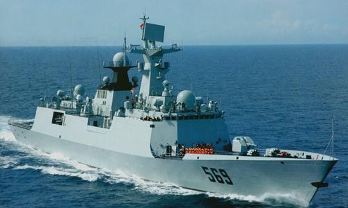 Trung Quốc chi bao nhiêu để sản xuất một chiến hạm