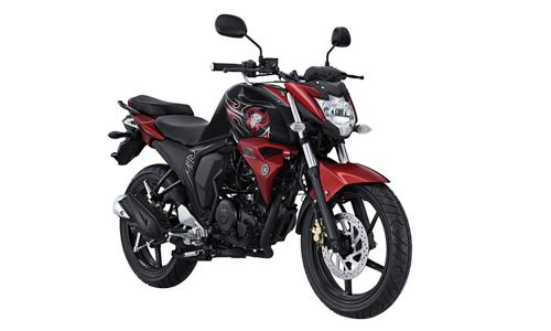 Yamaha Byson FI mới giá 1.600 USD.