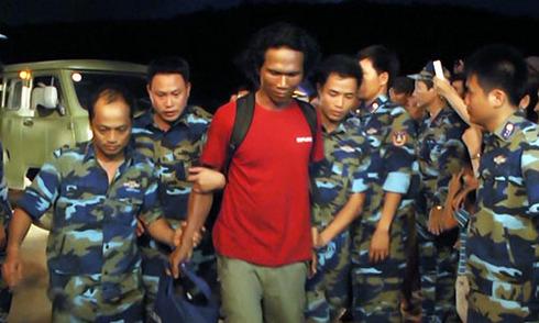 72 giờ truy lùng 8 hải tặc của Cảnh sát biển Việt Nam
