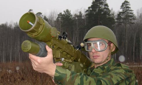 Nga hé lộ mẫu tên lửa vác vai không có đối thủ