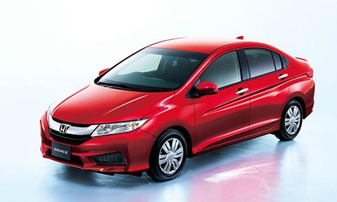 Honda City phiên bản mới giá gần 14.300 USD