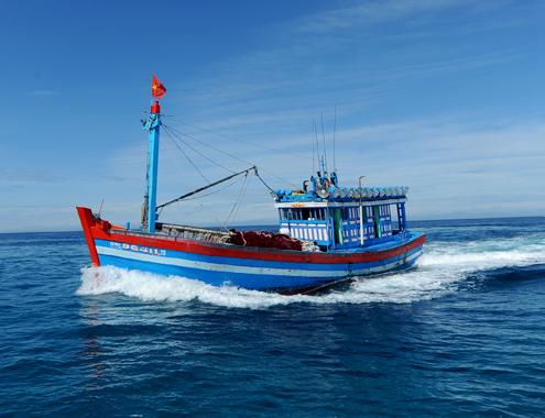 Yêu cầu Trung Quốc trao trả tàu cá Việt Nam vô điều kiện