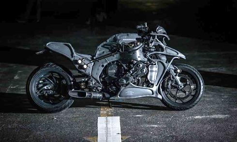 BMW K1600 - tuyệt phẩm thiết kế