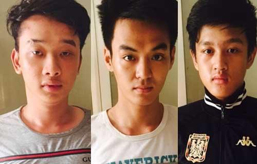Đặc nhiệm Sài Gòn bắt nhóm gây hàng chục vụ cướp giật