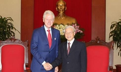 Tổng bí thư Nguyễn Phú Trọng sắp thăm chính thức Mỹ