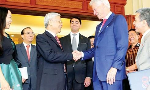 Tổng bí thư Nguyễn Phú Trọng sắp có chuyến thăm lịch sử tới Mỹ