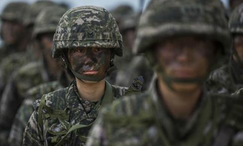 Hàn Quốc bắt sĩ quan lộ bí mật cho Trung Quốc