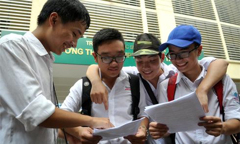 Bộ Giáo dục công bố đáp án các môn thi THPT quốc gia