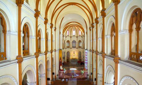 'Bí mật' trong nhà thờ Đức Bà Sài Gòn