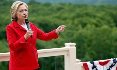 Hillary Clinton lên án Trung Quốc tấn công mạng máy tính Mỹ