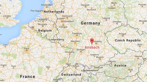 Xả súng tại bang Bayern, hai người chết