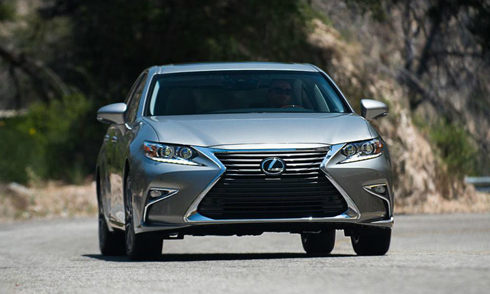 Lexus ES 2016 - nâng cấp tiện nghi