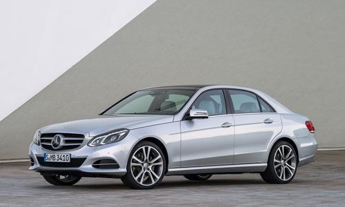 Mercedes E-class có thể bảo vệ màng nhĩ trước tai nạn