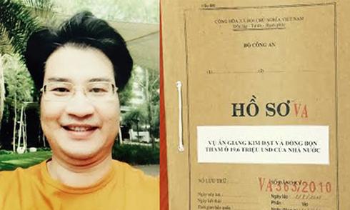 Phó ban Nội chính: Giang Kim Đạt chức không cao sao tham ô tài sản quá lớn?