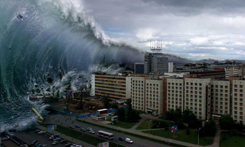 Mỹ cảnh báo khả năng xảy ra động đất và sóng thần siêu mạnh
