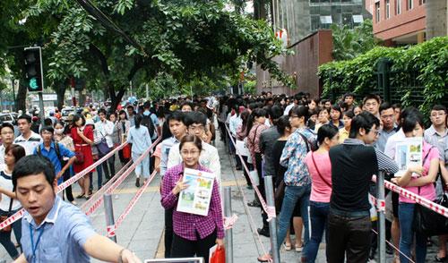 Gần 178.000 Đại học , thạc sĩ thất nghiệp