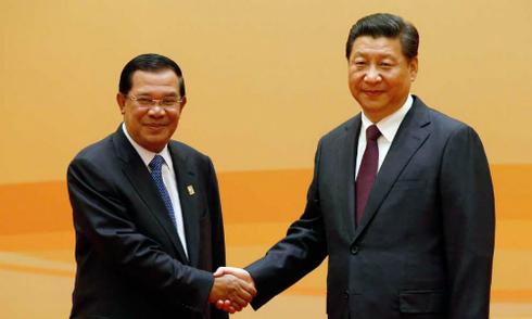 Trung Quốc lợi gì khi thắt chặt quan hệ quốc phòng với Campuchia