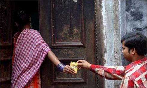 Gái mại dâm Ấn Độ hồi hộp chờ hợp pháp hóa