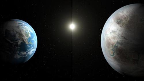 NASA tuyên bố tìm thấy 'Trái Đất thứ hai'