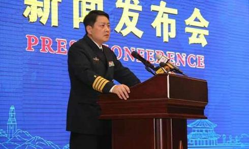 Trung Quốc biện bạch về tập trận trên Biển Đông
