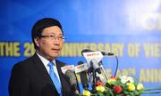 Phó thủ tướng: 'Đoàn kết ASEAN là nhân tố sống còn'