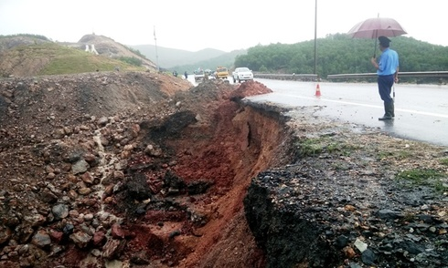 Vì sao Quảng Ninh thiệt hại nặng trong mưa lũ