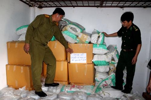 Trùm xuất khẩu tiền chất ma túy trong vỏ bọc doanh nhân