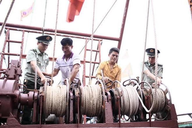 Ifeng dẫn lời giới chức Trung Quốc nói rằng họ sẽ đẩy mạnh tuần tra và hỗ trợ ngư dân.