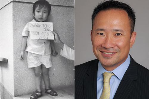 Cậu bé Babylift tìm thấy mẹ ở Việt Nam sau 40 năm ly tán