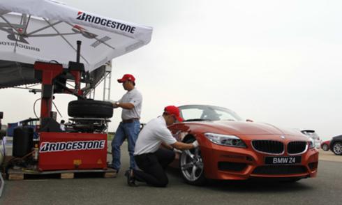Bridgestone chiếm 40% thị phần lốp xe con ở Việt Nam