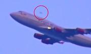 UFO vượt máy bay Mỹ trên trời New York