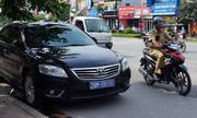 Ôtô biển xanh ít biết tại Việt Nam