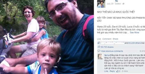 Tìm thấy iPad nghi của du khách Tây Ban Nha