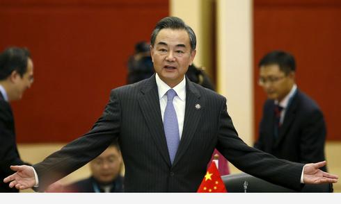 Trung Quốc tuyên bố dừng bồi đắp ở Biển Đông