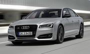 Audi hé lộ S8 Plus với sức mạnh 605 mã lực