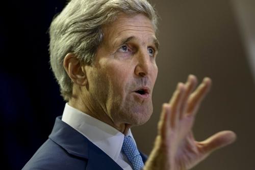 Mỹ quyết không để Biển Đông bị hạn chế tự do hàng hải