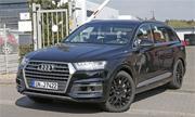 Audi SQ7 - SUV tính năng cao sắp xuất hiện