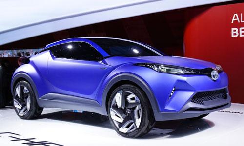 Toyota Giai Phong Ha Dong Thang Long voi nhung thiet ke gam cao bat mat nhat