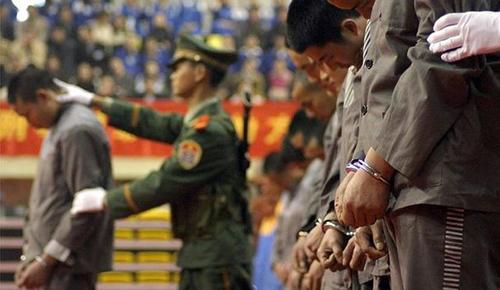 Trung Quốc đã phải sử dụng nội tạng lấy từ các tử tội để có thể đáp ứng nhu cầu trong nước