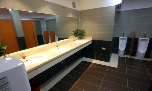 Nhà vệ sinh công cộng 'hạng sang' đầu tiên ở thủ đô