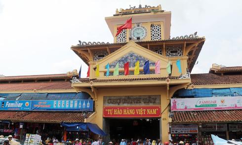 Chợ sầm uất bậc nhất Sài Gòn xuống cấp